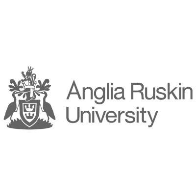 anglia university logo ac